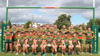 Heath RUFC 23 - 19 Selby RUFC