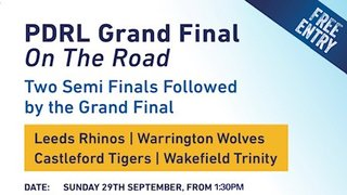 Rhinos to host first ever PDRL Final Day at Selby RUFC