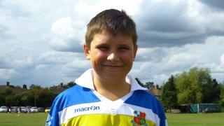 Goalie Garnham's Giant Game