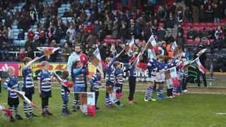Quins Guard of Honour 17 Dec 2016