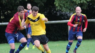Loughton Manor 3 - 5 Grendon Rangers (B&B Intermediate County Cup - First Round)