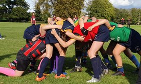 ERRFC u13 Girls....on the road this week