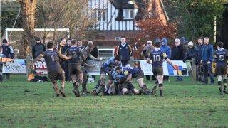 1st XV vs Old Crossleyans - Saturday  7th January