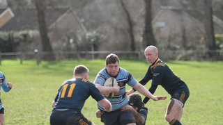 1st XV Match Report - Saturday 9th March