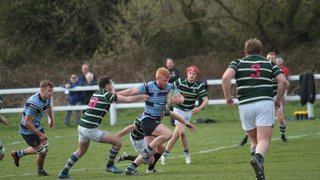 1st XV Match Report - Saturday 6th April