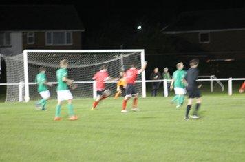 Blaine Hobson's goal.