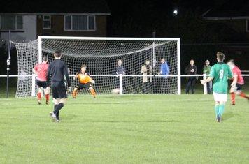 Brad Walker's first goal.