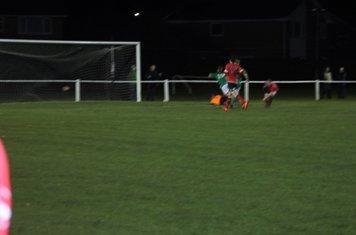 Brad Walker's second goal.