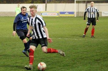 Owen Fletcher on the run.