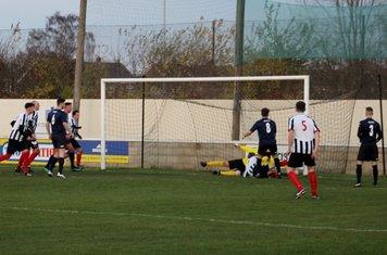 Oscar Marsden's goal.