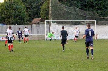 Kieran Watson's goal.