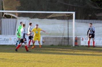 Steve Bromley's goal.