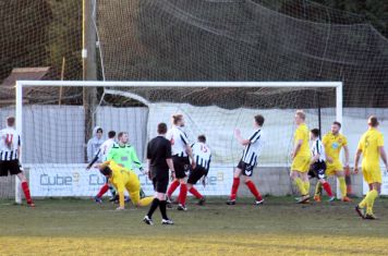 Dan Thirkhall's second goal.
