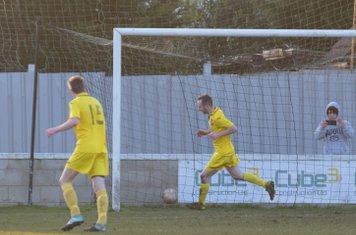 Brad Walker's goal.