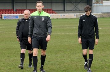 The officials.