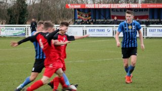 Cleethorpes Town Reserves 0-0 Brigg Town (26/1/19)