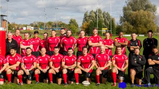 Walsall 39-39 Ludlow 14.10.17