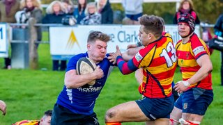Walsall 38-27 Old Saltleians 04.11.17