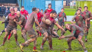 Walsall 39-0 Cleobury Mortimer 16.12.17