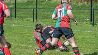 Cleobury Mortimer 34-30 Walsall 14.04.18