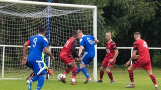 Second Photo Album released of Saturdays 2-1 win against Coton Green