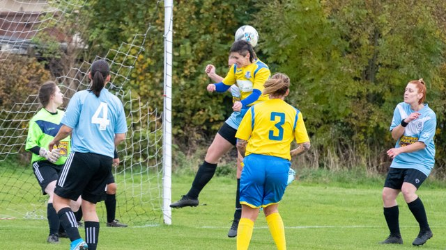 Darlaston's Ladies continue their unbeaten run as Lojko scores five