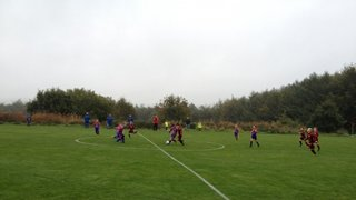 U8's Get a well deserved Draw