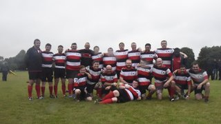 Men 2XV - Crusaders