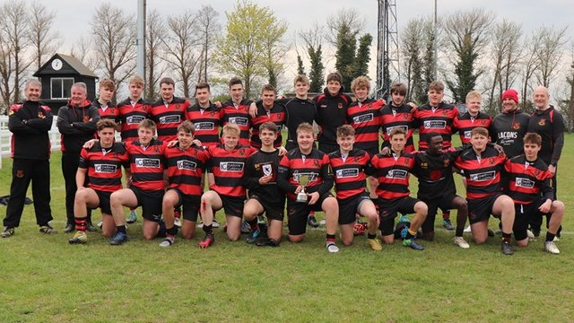 Wymondham Colts - Eastern Counties Champions