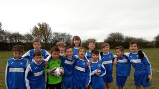 Great game away at Sawtry Colts