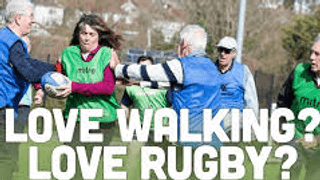 Support our bid for Walking Rugby Funds