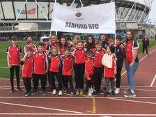 Seaford RFC Go To Olympic Stadium