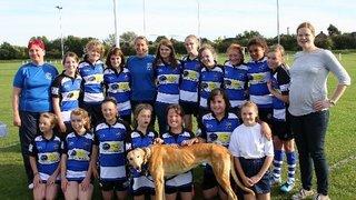 Long Eaton Crusaders Girls U13's Vs. Lemington