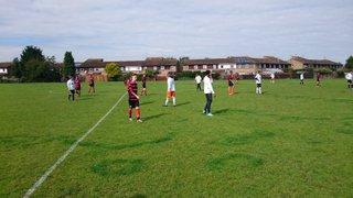 Cardea FC vs PIS 06/09/15