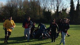 Cardea FC vs Catworth FC 22/11/15