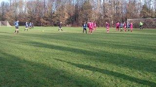 Thorpewood Rangers vs Cardea FC 20/12/15