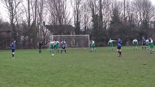 AFC Allbright vs Cardea FC 24/01/16