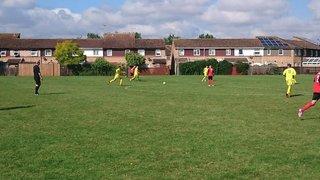 Cardea FC vs Limetree 18/09/16