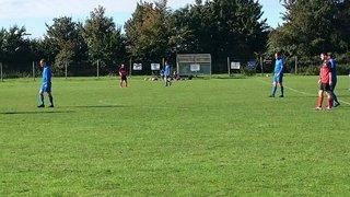 Baston FC vs Cardea FC 09/10/16