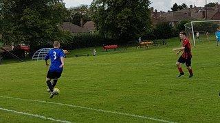 Cardea FC vs Holbeach Bank 19/08/17