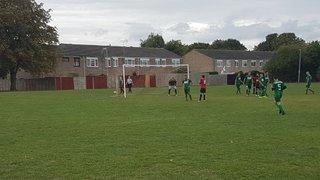 Eunice vs Cardea FC 08/09/18