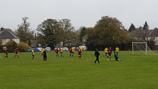 Stamford Lions Res vs Cardea FC 27/10/18