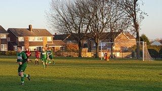 Cardea FC vs Eunice Huntingdon 17/11/18