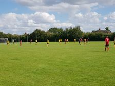 RESSIES TOPPLE CASTERTON IN FIRST LEAGUE GAME