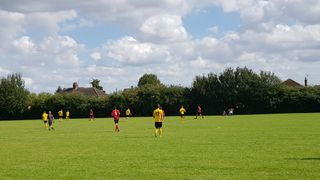 Cardea Reserves vs Casterton FC 17/08/19