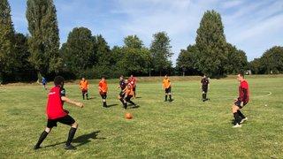 Cardea FC vs Oundle Town 14/09/19