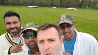 Cricket fixtures finalised