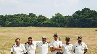 North Mymms CC - 2nd XI