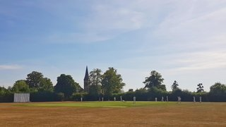 Ricky 1st XI make it 10 in a row with convincing win over cockfosters