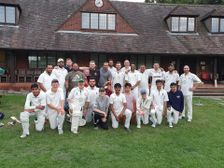 Interclub 100 Game in aid of cancer charities